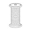 #3.5 Polyester Drapery Cord w/Steel King Core
