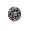 Cast Iron Rosette - Small
